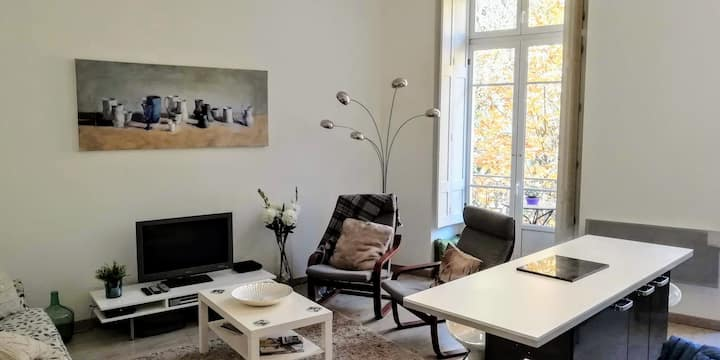 Stylish 1 bed apartment in Luchon