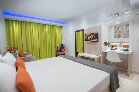 Loutsiana Hotel Apts Pokój luksusowy #3