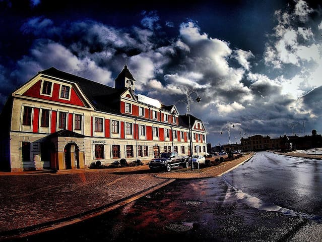 Rezydencja Pod Zegarem - Trzebinia - Daire