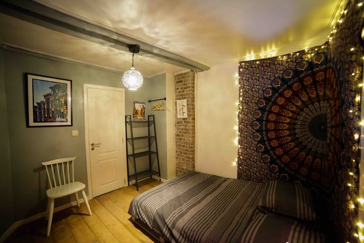 Petite chambre privée au Sablon