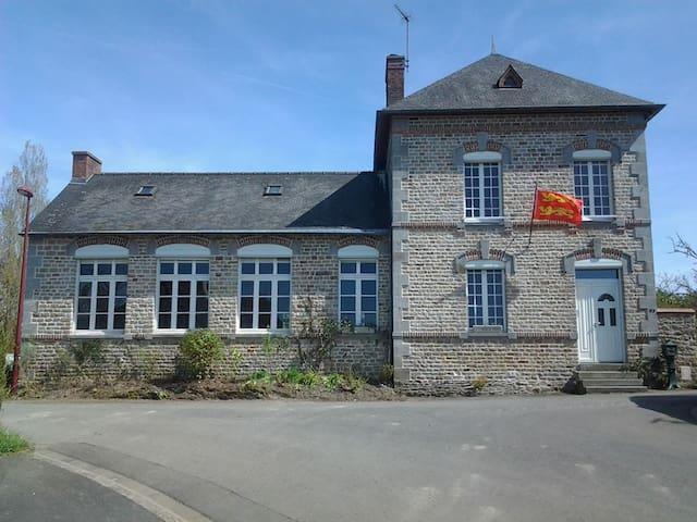 La Petite Ecole de la Baie - Pontorson - บ้าน