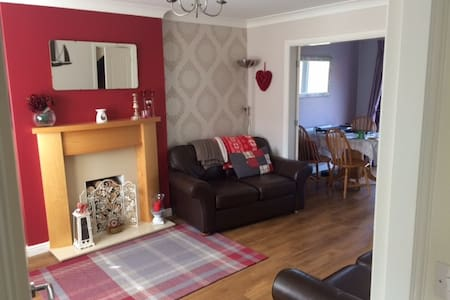 Family house in North Wales - Conwy - Talo