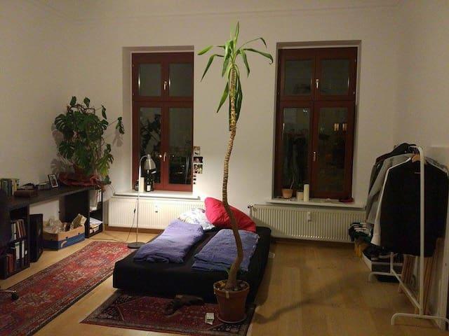Wide Flat In The Center Of Leipzig - Leipzig - Apartamento