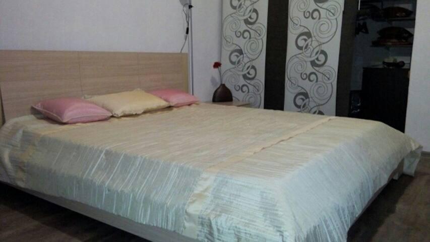 Челюскинцев 30/1 однокомнатные апартаменты, центр - Novosibirsk - Apartmen
