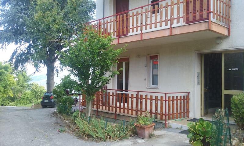 APARTAMENTO BAJARDO - Bajardo - Lägenhet