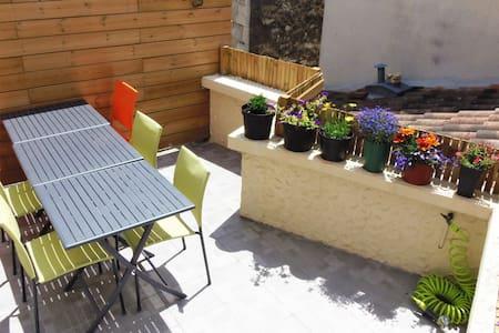 La Petite Gemme - Terrace Room - Duras - 连栋住宅