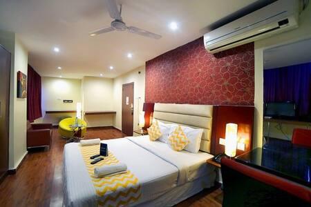 comfy 1 room in Hitec city area - Hyderabad - 公寓