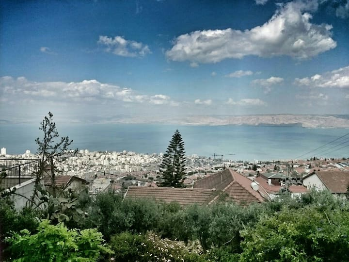 Welcome to Tiberias amazing apartment