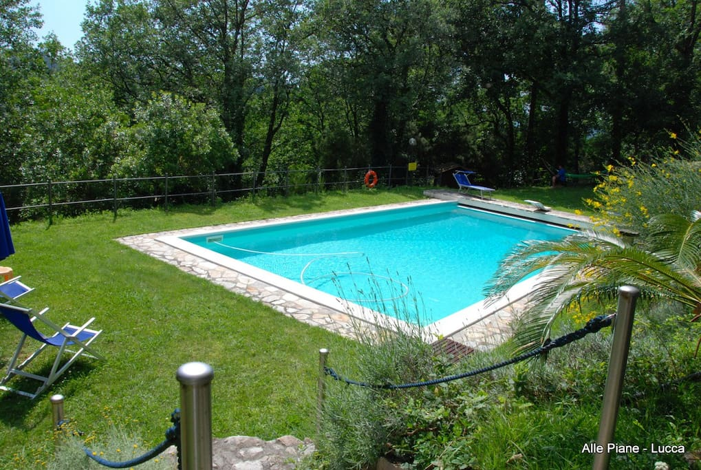 Alle Piane Appartamenti In Affitto A Lucca Toscana Italia