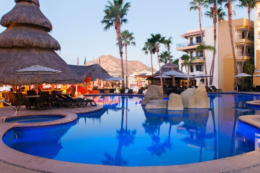 """<div style=""""text-align: start;""""><span style=""""font-size: 16px; white-space: normal;""""><b>1 Bedroom, 1 Bath Sleeps 4 Baja California Sur, Mexico</b></span></div>"""
