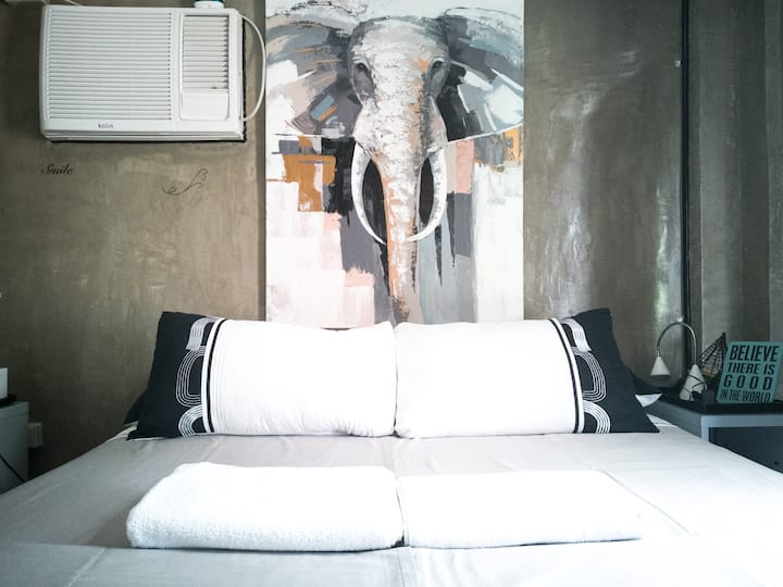 1BR Hideaway Nr IT Park Cebu 15% Disc Monthly Stay