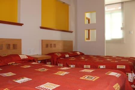 Cómodas habitaciones sobre Av principal 2 - Ixmiquilpan