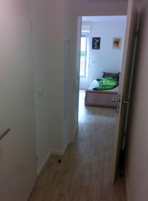 Studio 18m2 paris residence cool m porte d 39 ivry - Metro porte d ivry ...