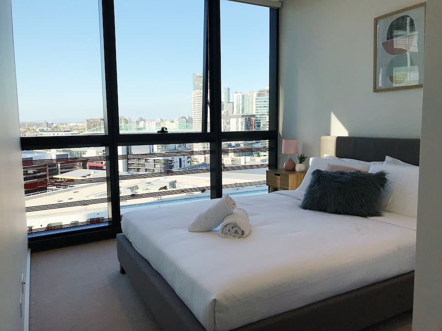 Bedroom with View