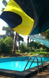 Villa panoramica del 1930, piscina, roof garden - Anzio