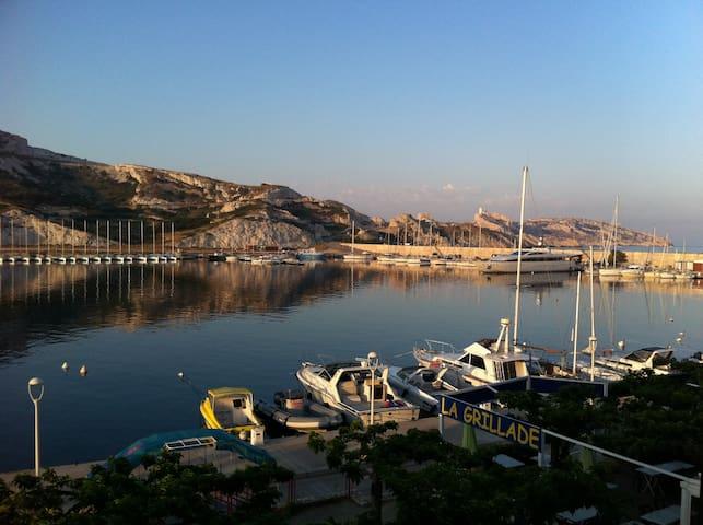 Séjour de rêve sur les iles du Frioul, Marseille - Marseille - Lakás