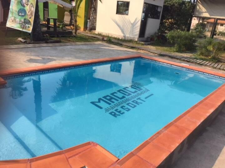 Macoco Resort -Mar , Sol e Relaxe