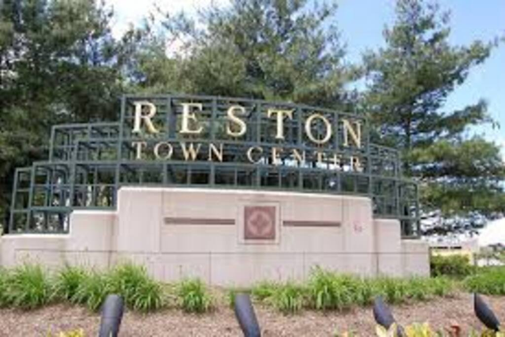 Welcome to Reston Town Center
