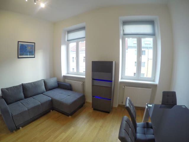Vienna apartment Central (1 min to metro)