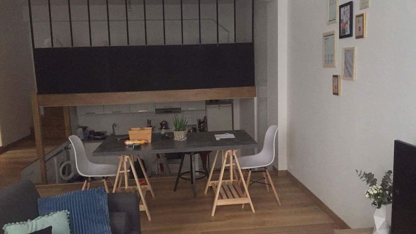 TRENDY LOFT IN PARIS/LADEFENSE - Puteaux - Loft