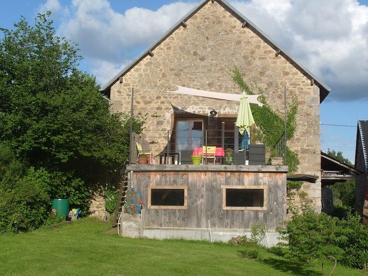 Maison de campagne creusoise