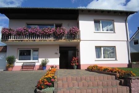 Cozy Apartment in Strotzbüsch near Eifel Center