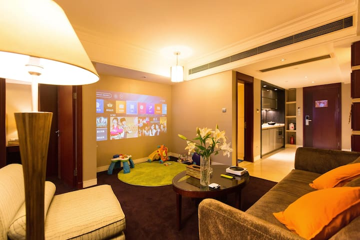 3km north to Xihu Lake luxury serviced apartment! - Hangzhou