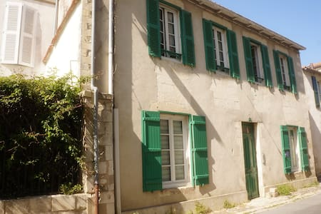 Charming 1 Bedroom in the heart of Saint Martin - Saint-Martin-de-Ré