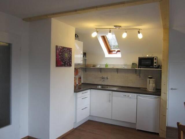 Ferienhaus Völkle, (Hinterzarten), Ferienwohnung Windeckkopf, 48qm, 1 Schlafzimmer, max. 3 Personen