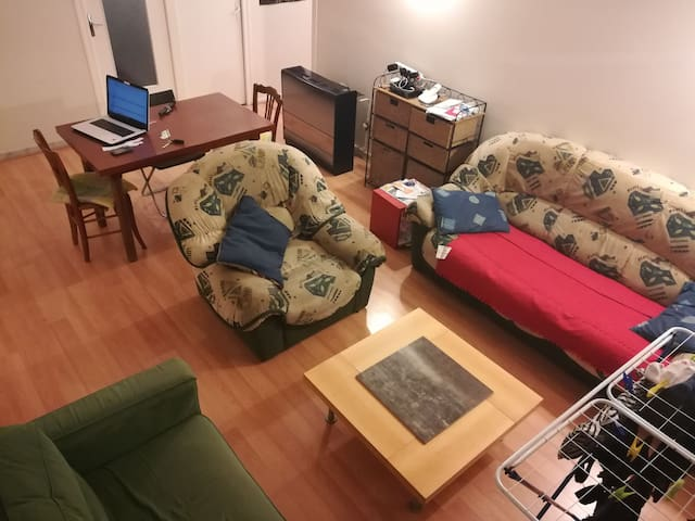 1 room in shared apartment in Grenoble :)
