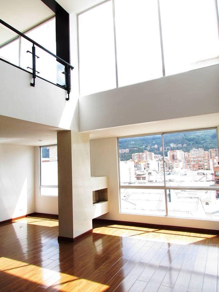beautiful loft en Bogota