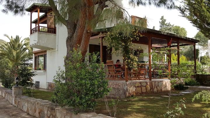Artur güvercin koyunda dublex villa