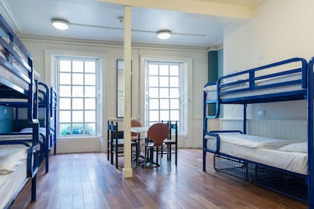 Times Hostels - College Street (1 bed in 10 bed shared en-suite dormitory)