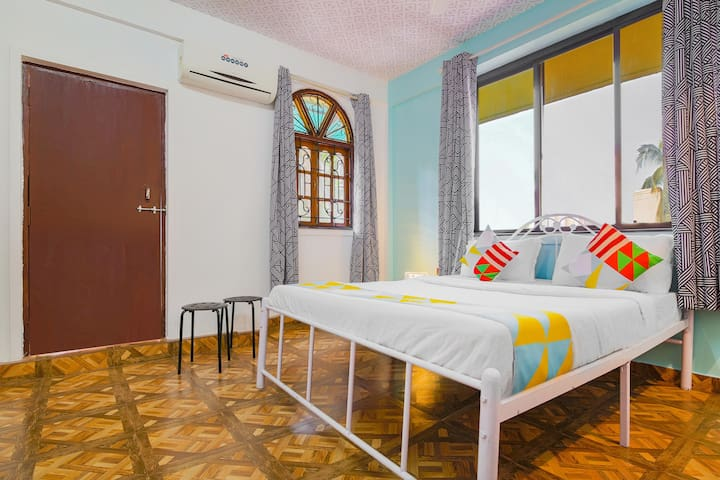 OYO Cosy 1 Bedroom Studio in Calangute,Goa (Best Priced) ☑