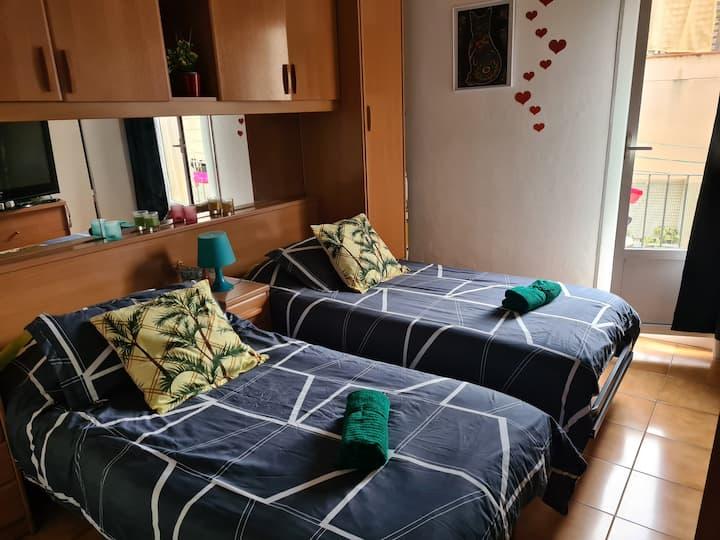 Habitación Privada en Barcelona Sants