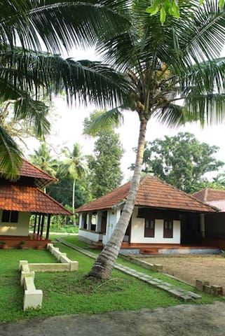 Stay at heritage - Alappuzha - Hus