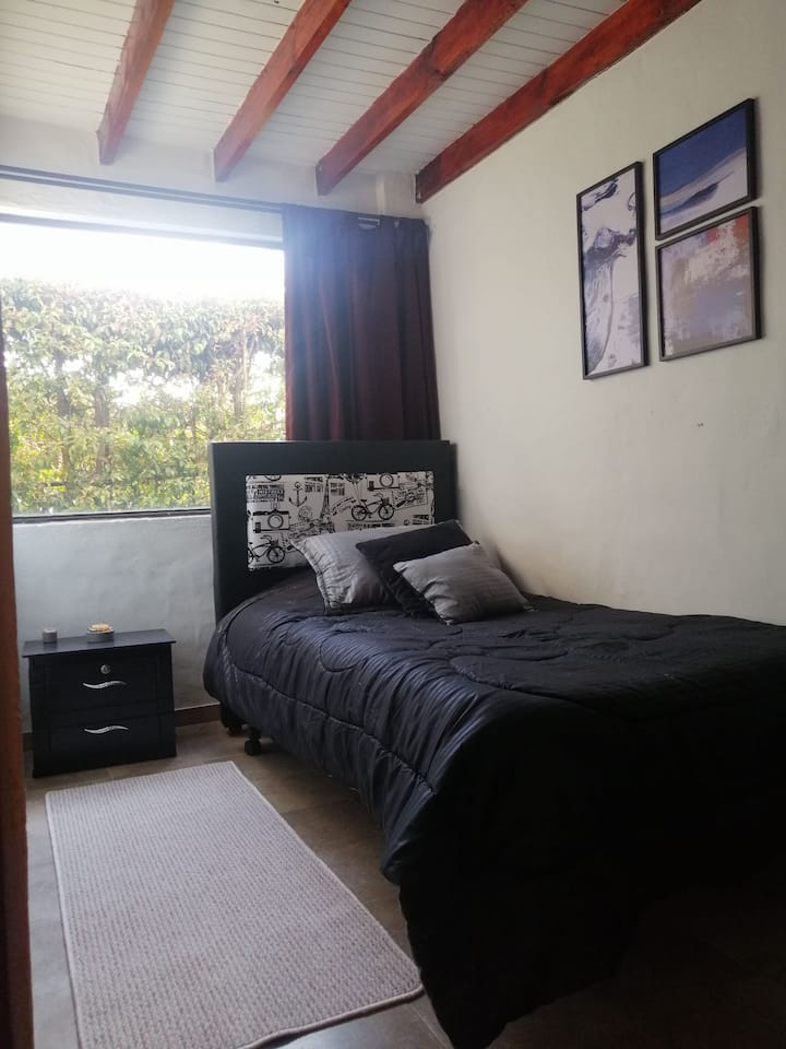 Hermosa habitación en un lugar muy tranquilo