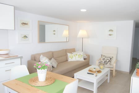 Charming Apartment  5 minutes walk to the beach. - Tías - Apartment