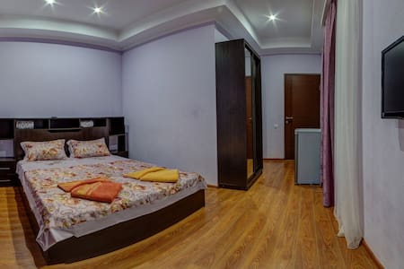 Отель «Дивный сад» в предместье Нового Афона - Akhali Atoni