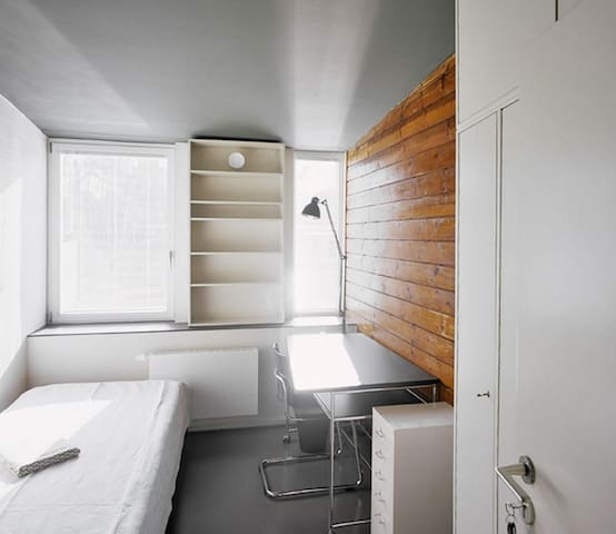 Single, Quit and Cozy Room