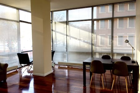 Modern, spacious Apartement at The Green - New Haven - Apartment