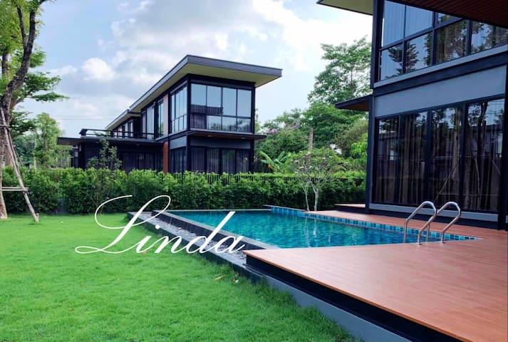 Pattaya Yudee Pool Villa 优迪泳池别墅4