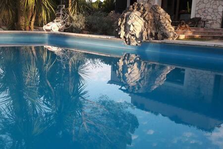 Parva Domus con  piscina,palestra,tennis - Magliano Sabina