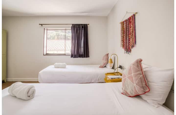 Selina Cusco Saphi -  Standard Twin Room