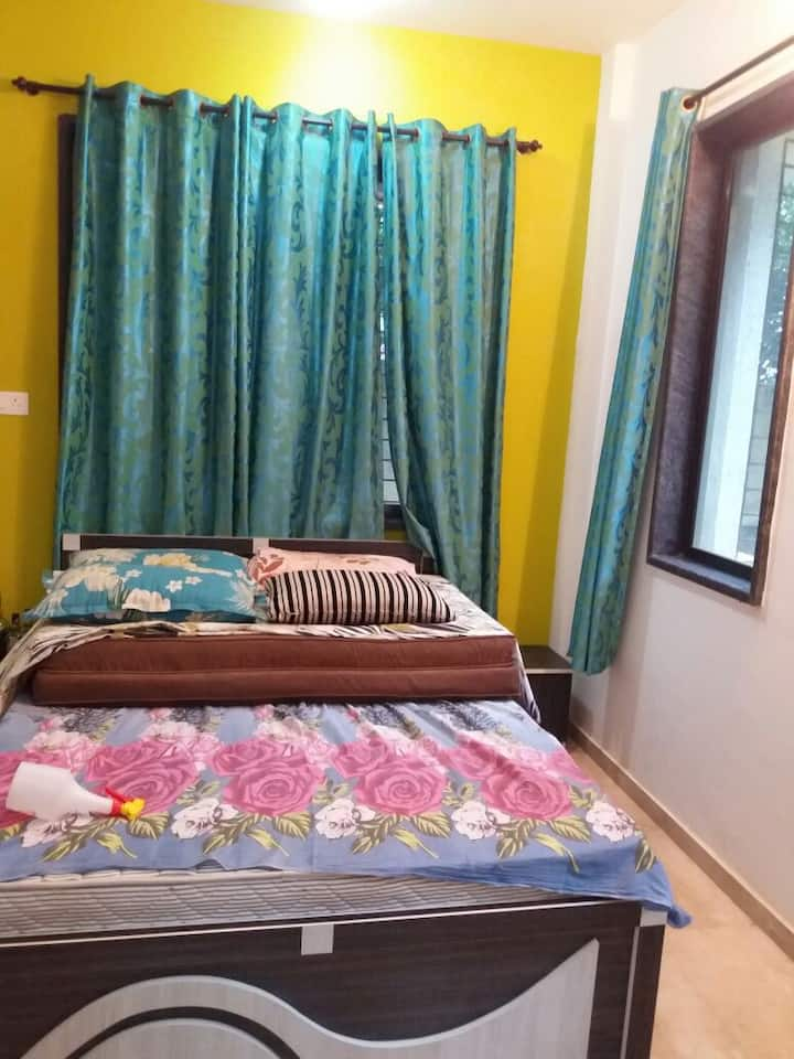 3 BHK AC BUNGALOW AVAILABLE ON RENT