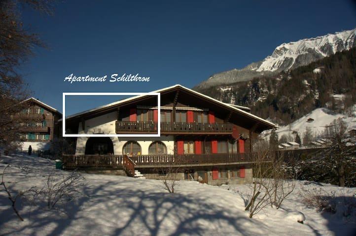 Apartment Schilthorn - Chalet Horner