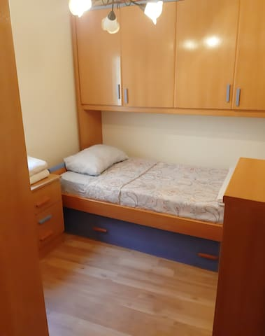 Room with 2 beds near Sevilla Center FREE Parking