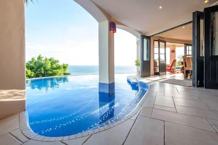Cliffside Villa Overlooking Ocean,  Private Pool