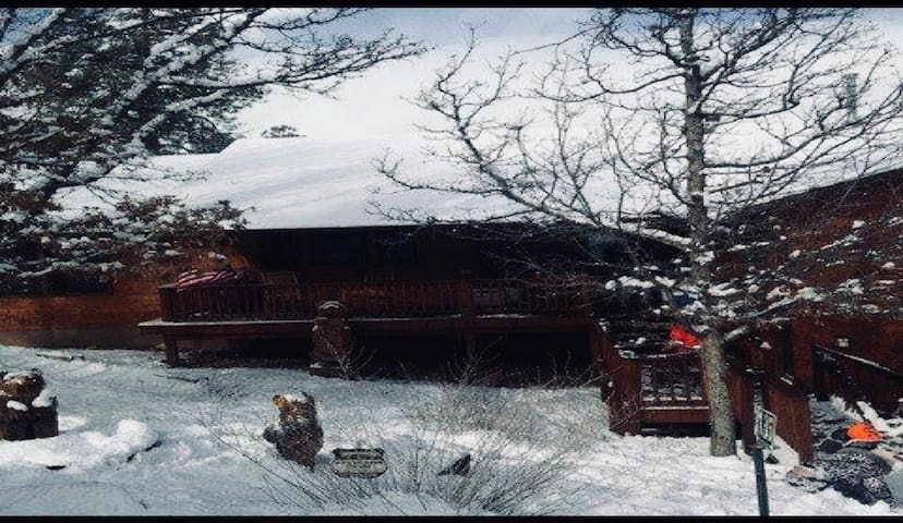 Winter at Bear Bottoms