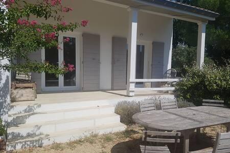 Cosy cottage à Puy Saint Martin